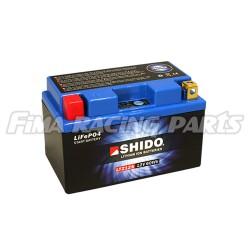 LTZ12S / YTZ12S Shido Batterie 12V 11AH