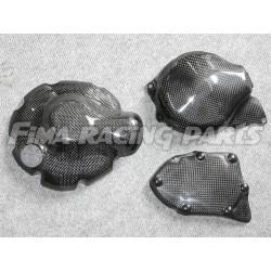 R6 17 Motorschutz komplett Carbon Yamaha