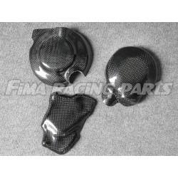 Carbon-Motorschutz komplett R6 06-15