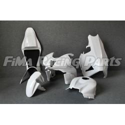 Premium GFK Rennverkleidung Honda CBR 600 13-16
