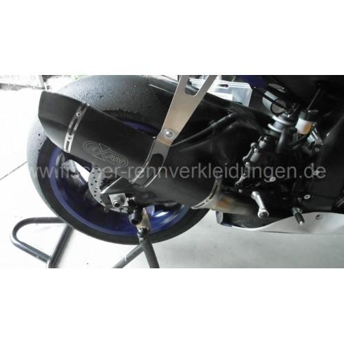 Auspuffanlage ab Krümmer Yamaha R1 15