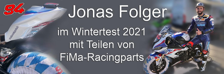 Jonas Folger