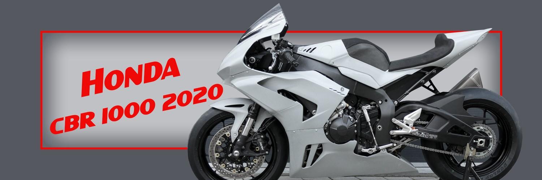 Honda CBR 1000 2020